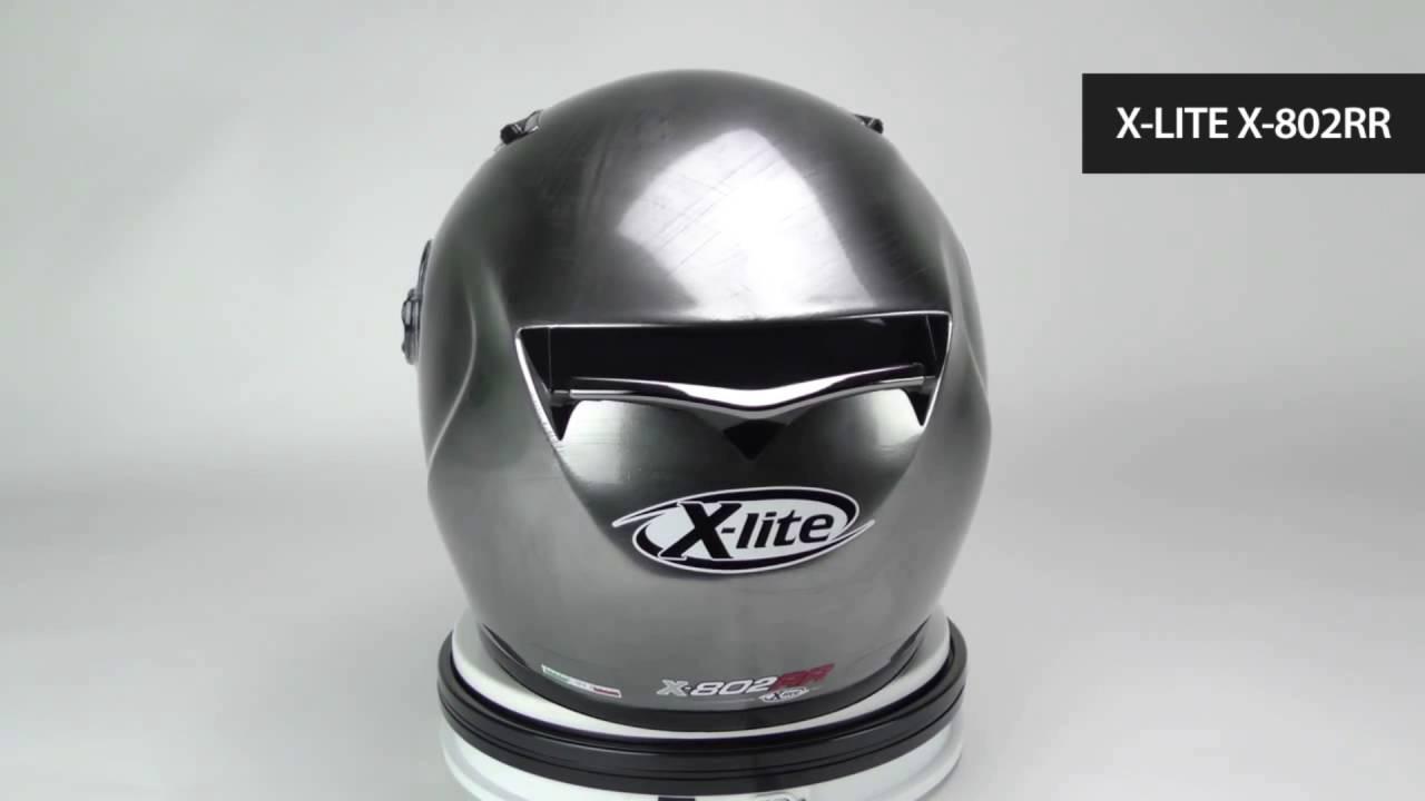 capacete x lite x 802rr ultra carbon scratched chrome. Black Bedroom Furniture Sets. Home Design Ideas