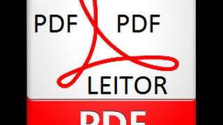 TUTORIAL COMO BAIXAR E INSTALAR O LEITOR DE DOCUMENTOS EM PDF ADOBE READER FREE