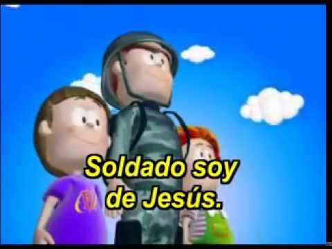 cancion somos soldaditos biper