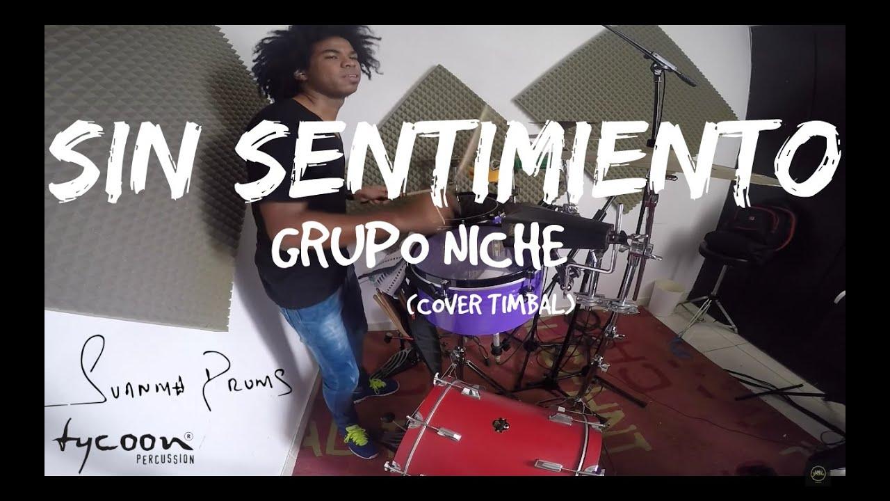 Grupo niche sin sentimientos lyrics