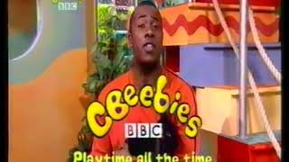 CBeebies Launch-Monday 11th Febuary 2002