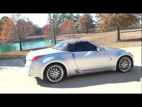 2006 Nissan 350z Convertible For Sale Www Sunsetmilan Com Youtube