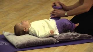 Baby Massage over clothes - All Generations Yoga & Pilates