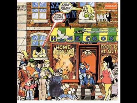 savoy brown time does tell