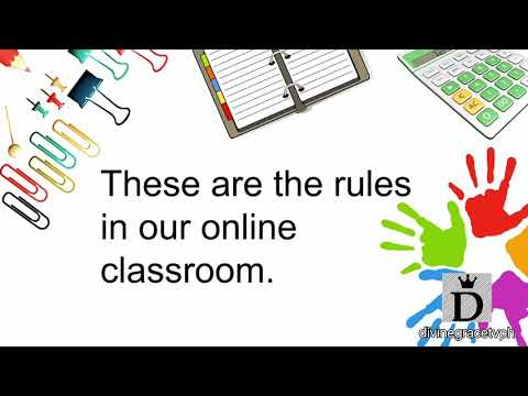 STAR Rules for Online Learning Etiquette from YouTube · Duration:  2 minutes 1 seconds