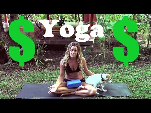 New Yoga Teacher Tips - How We Get Paid