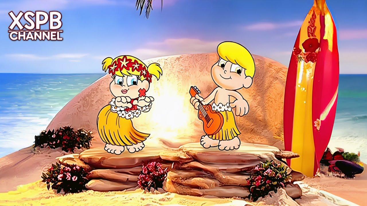 hula hula da xuxinha