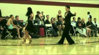 ASU vs. U of A Ballroom Dance Competition 2010 #1