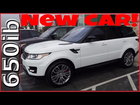 Good-Bye BMW X5 | Hello Range Rover Sport!