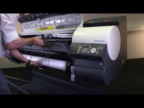 Product Video - Canon 8400SE by The Video Advert Company