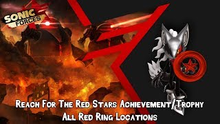 Sonic Forces - All Red Star Ring Locations [Xbox One X]