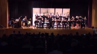 Jazz Night 2015 at Trottier Middle School