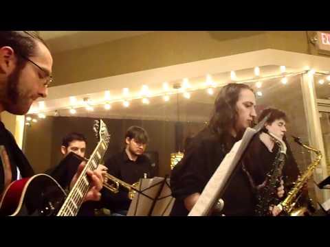 """Take Five @ """"That"""" Coffee Shop - March 4, 2011"""