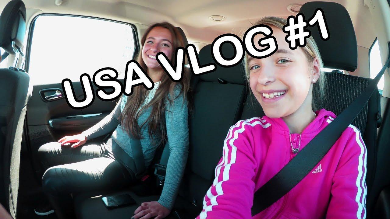 Endlich Sehe Ich Meine Schwester Wieder Marina Goes America Vlog1