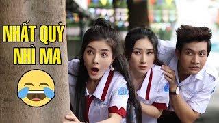Cười Muốn Xỉu với Hài Học Sinh - Hài Nhất Qủy Nhì Ma Tập 2 - Tuyển chọn Hài Việt Hay Nhất 2019
