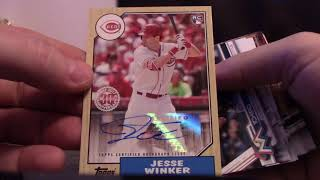 Jeremy's 2017 Contenders NFL & Update JUMBO Serial MLB 2 Box Break