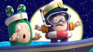 Oddbods | Shpiwrecked | Funny Cartoons For Kids | Oddbods & Friends