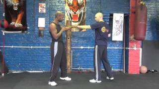 Knife Technique From Back Slash - MD Martial Arts(www.sifumarcdavis.com., 2013-10-29T19:55:46.000Z)