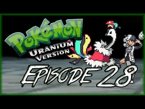 Phantom of the Venesi Gym - Episode 28 Pokemon Uranium