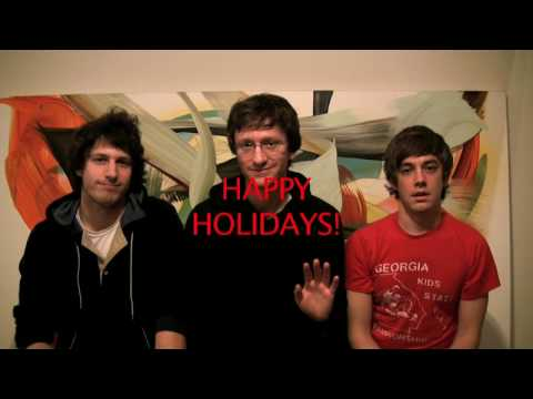 Happy Holidays from The Lonely Island