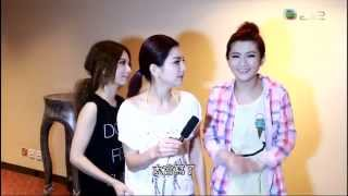 070713 S.H.E. 2gether 4ever Concert Interview (eng sub)