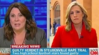 CNN on Steubenville Rape: A Bizarre Response