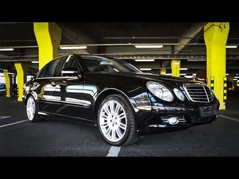 Mercedes E-Class w211, стоит ли его покупать?! Да, если он ...