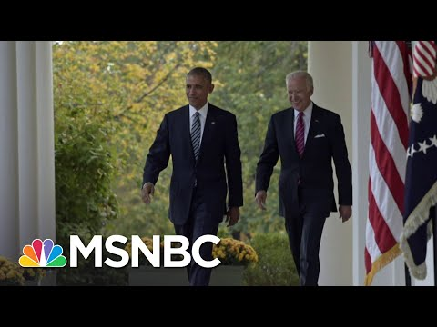 Joe Biden On Phone Call With Former President Obama After SC Win | The Last Word | MSNBC