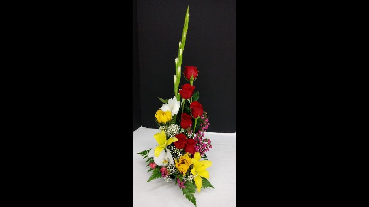 Arreglo Floral Sólo Para Aquellos Que No Saben De Floristería
