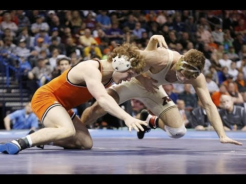 Gophers' Dylan Ness Drops NCAA Title to Alex Dieringer (Full Match)