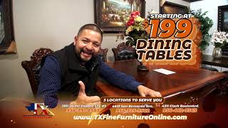Happy Holidays from TX Fine Furniture in Laredo, TX - Mattress for Sale in Laredo, TX