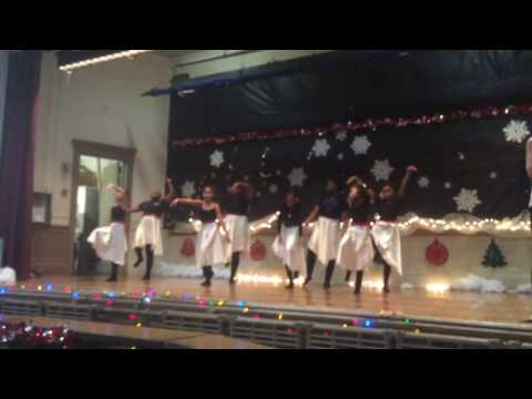 Hallelujah 2 by Hawkins Street School Dance Ensemble 16-17