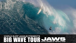 2018 Jaws Big Wave Tour Wipeouts