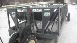 Linn Post & Pipe - Ezmt Portable Cattle Feeder