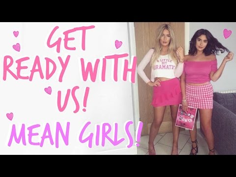 GET READY WITH US   COSTUME EDITION   Sophia and Cinzia