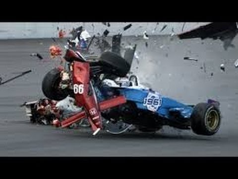 Alex Zanardi's Tremendous 2001 Crash ٭Live٭
