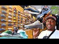 SNEAKER SHOPPING & VACATION VLOG! MAJOR HEAT & SOLD OUT SNEAKERS!