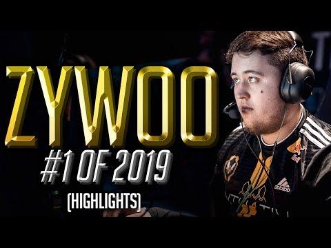 ZywOo - The BEST CS:GO Player In The World! - HLTV.org's #1 Of 2019