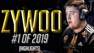 ZywOo - The BEST CS:GO Player In The World! - HLTV.org's #1 Of 2019