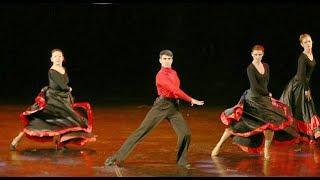 Пасадобль     соло-латина обучение в Санкт-Петерубрге школа танца Дива данс