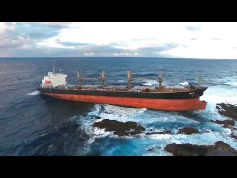 Salvage of MV BENITA