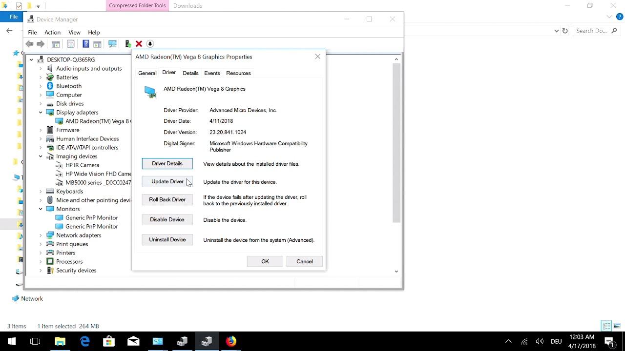 Amd vega 8 driver 18 51 install mod | [H]ard|Forum