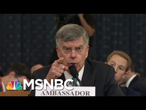 New Role Models Of The Trump Era: Committed Career Civil Servants | Rachel Maddow | MSNBC