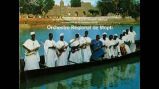 Boro - Orchestre Régional de Mopti 1970