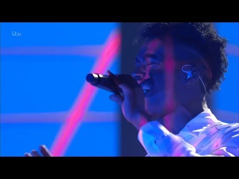 The X Factor UK 2018 Dalton Harris Live Semi-Finals Night 1 Full Clip S15E25