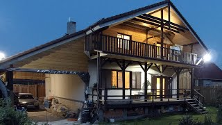 Продал квартиру 60квм - построил дом 260квм - за 2 сезона и 5млнр