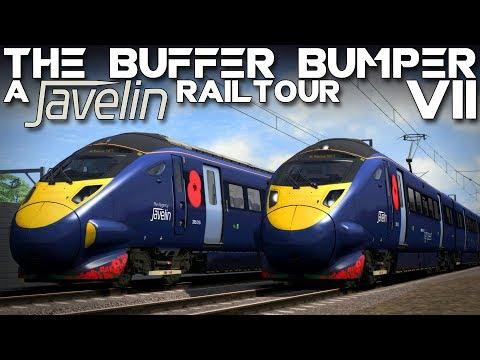The 'Buffer Bumper' - A Javelin Railtour - Part VII