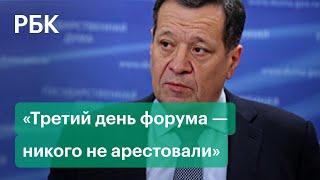 «Жить захотят — купят».  Депутат Госдумы Макаров на ПМЭФ о российской действительности