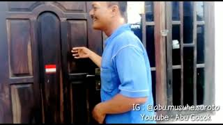 Download Video Reaksi Abu Gosok mendengar suara Suroto Jogja MP3 3GP MP4