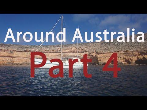 Streaky Bay SA Esperance WA I Voyage Around Australia I Sailing Boating #4 @Around Australia